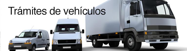 tramites de vehiculos