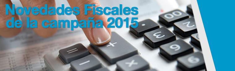 Declaración de la renta 2015