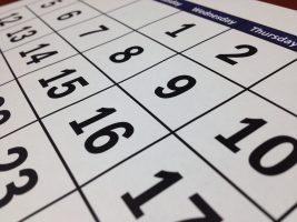 calendario fiscal de octubre 2021